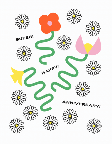 Super Happy Anniversary