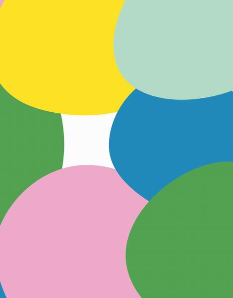 Blubbloonbow Pattern