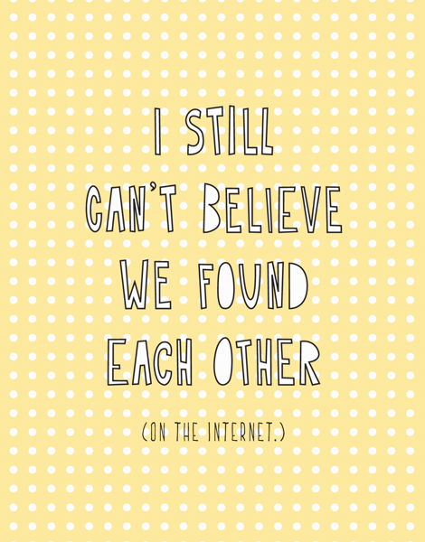 Found Each Other