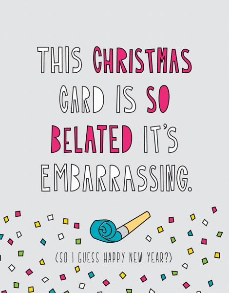 Belated Christmas