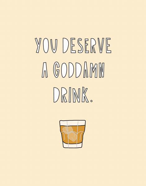 Goddamn Drink