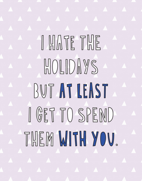 Holidays With You