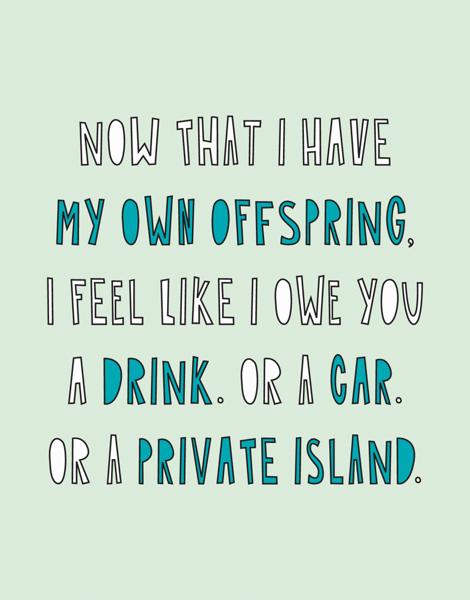 I Owe You