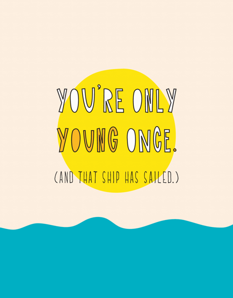 Young Once