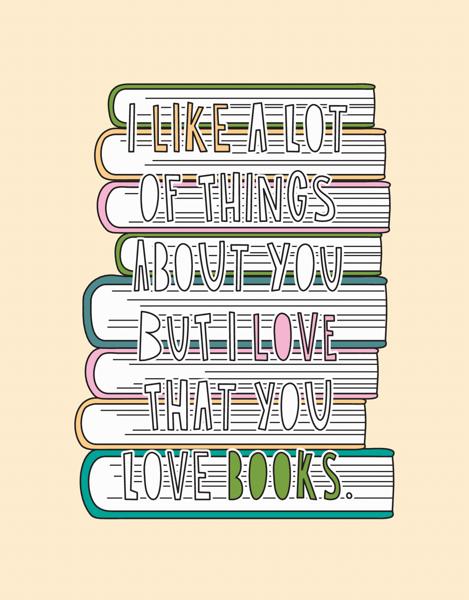 Love The You Love Books