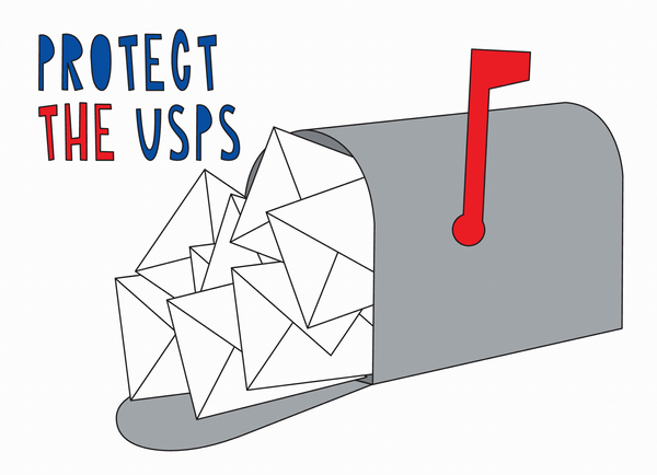 Protect The USPS Mailbox