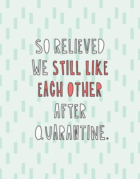 Still Like Each Other
