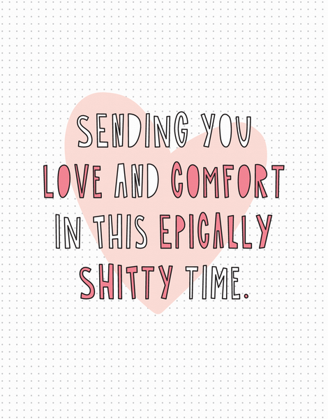 Love And Comfort
