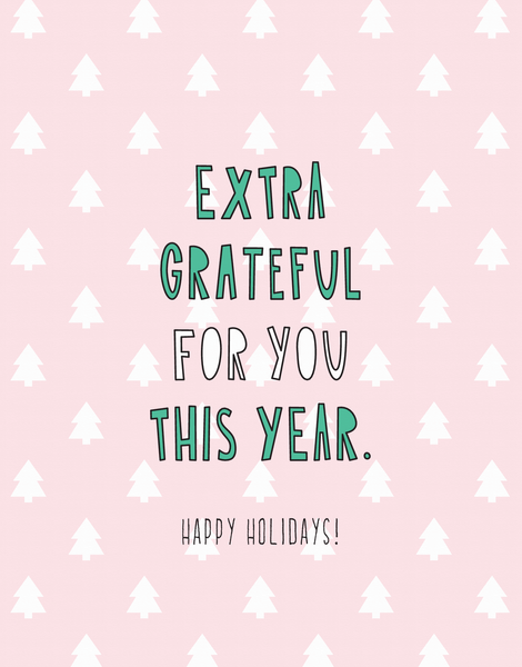 Extra Grateful
