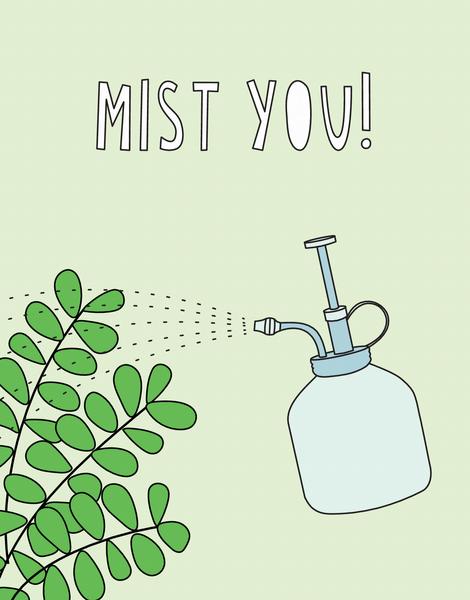 Mist You