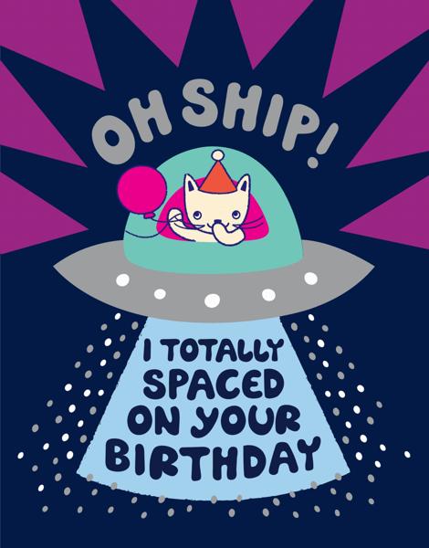 Oh Ship