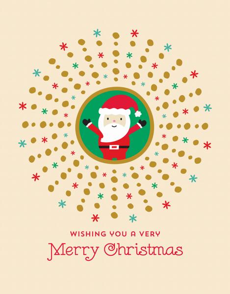 Merry Santa
