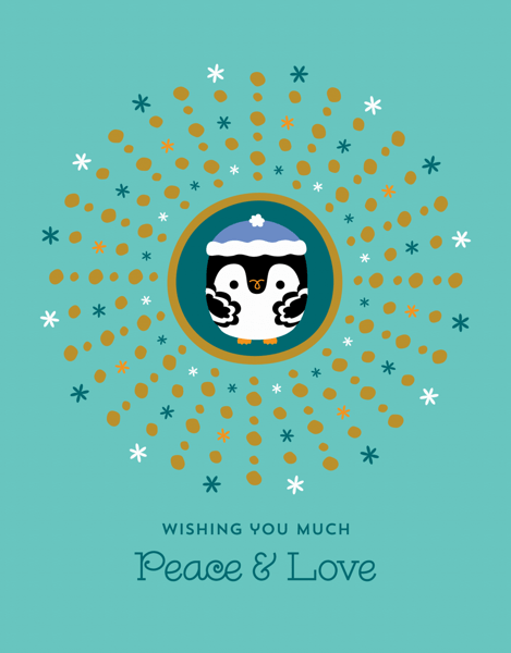 Peace Penguin