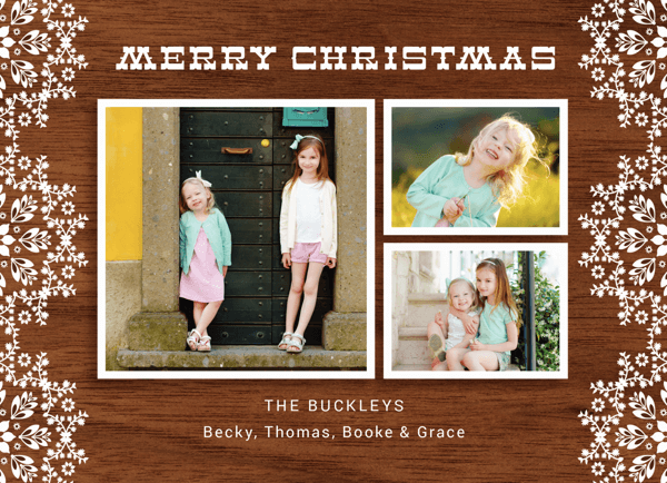 Folksy Christmas