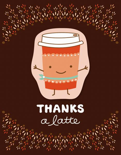 Latte Thanks