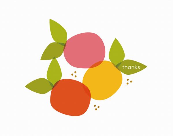 Mod Fruit Thanks