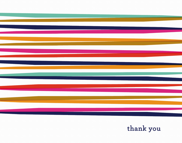 Party Lines Thank You