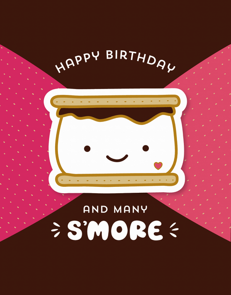 S'more Birthday