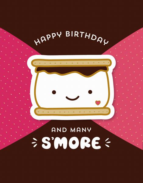 S'more Birthday