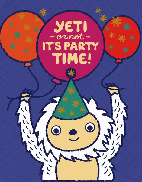 Yeti Party