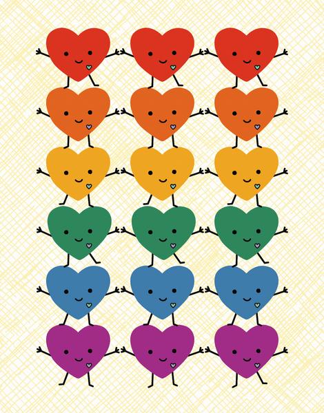 Happy Hearts