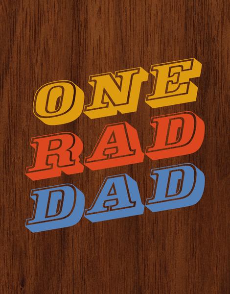 One Rad Dad