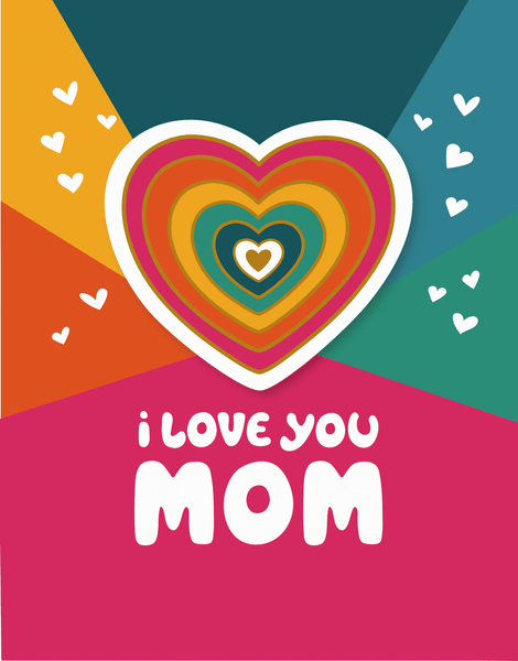 Radiant Heart Mom