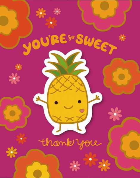 Sweet Pineapple