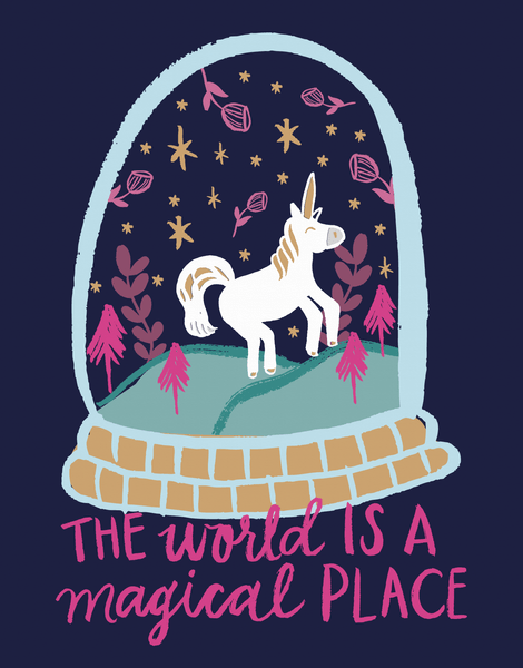 The World Is A Magical Place