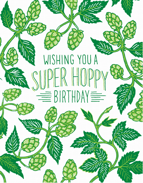 Super Hoppy Birthday