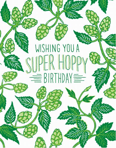 Super Hoppy Birthday