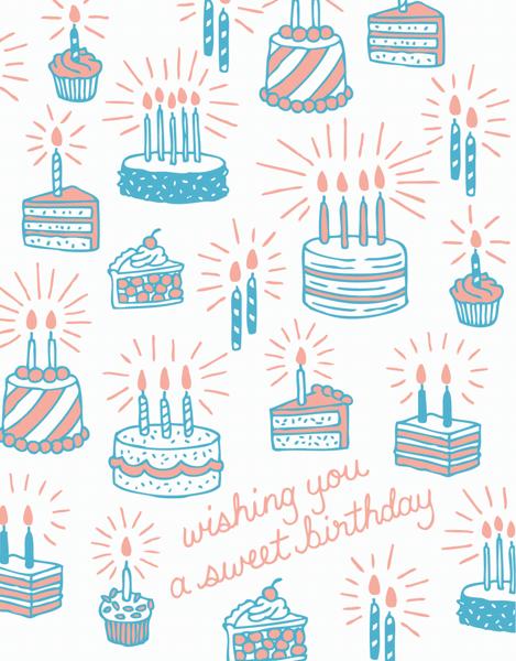 Sweet Birthday Wishes