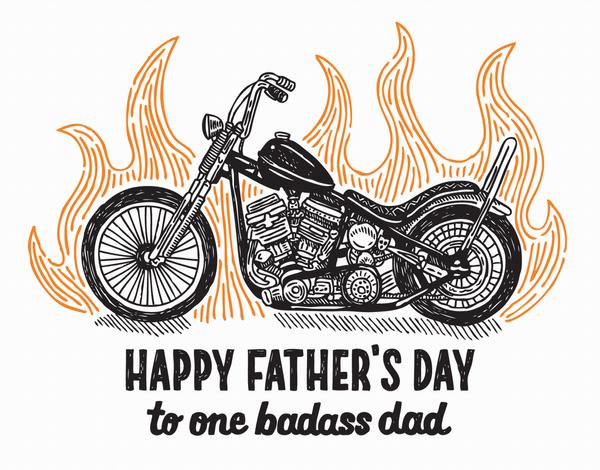 Badass Father's Day
