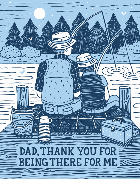 Father's Day Fishing
