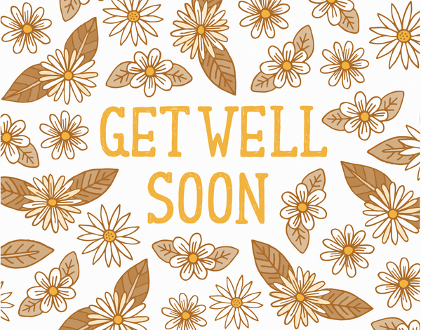 Get Well Soon Florals