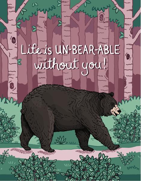 Miss You Bear