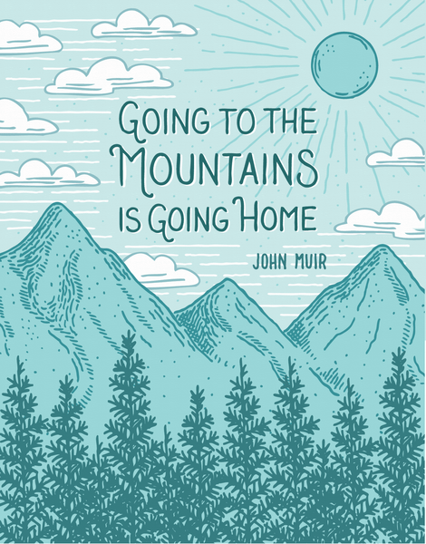 Muir Inspiration