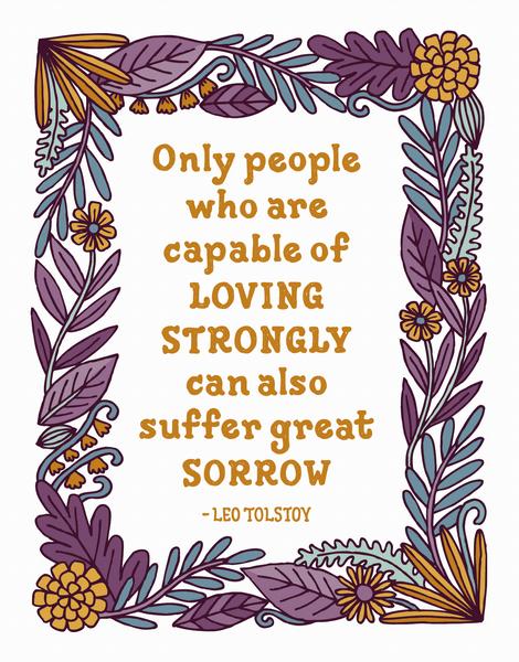 Tolstoy Sympathy