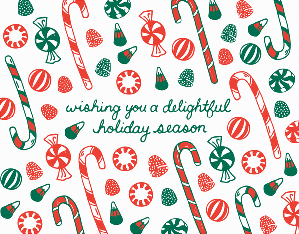 Delightful Holiday Candy