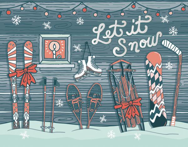 Let It Snow Cabin