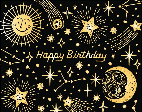 Celestial Birthday
