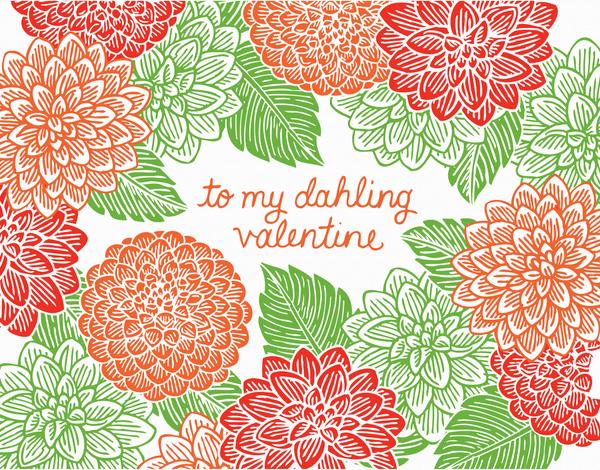 Dahling Valentine