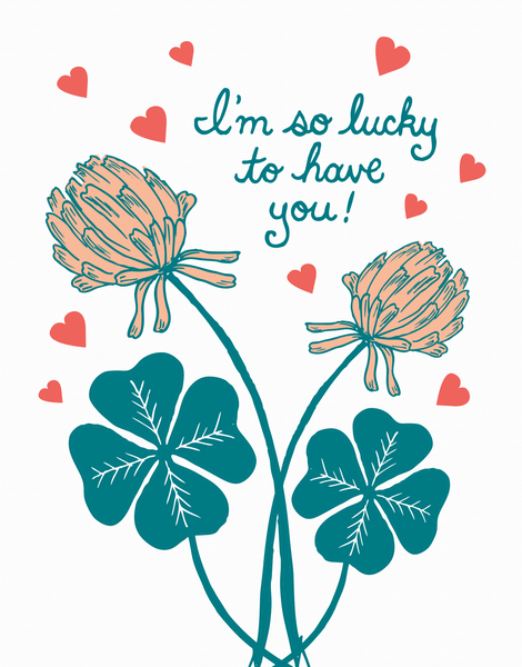 Lucky To Have You