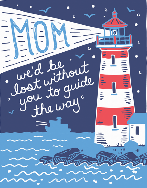Mother's Day Lighthouse