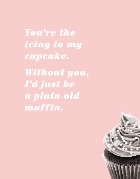 Icing To My Cupcake
