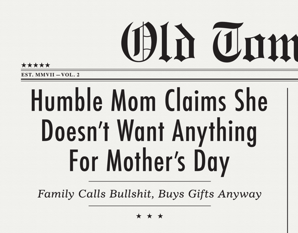 Humble Mom
