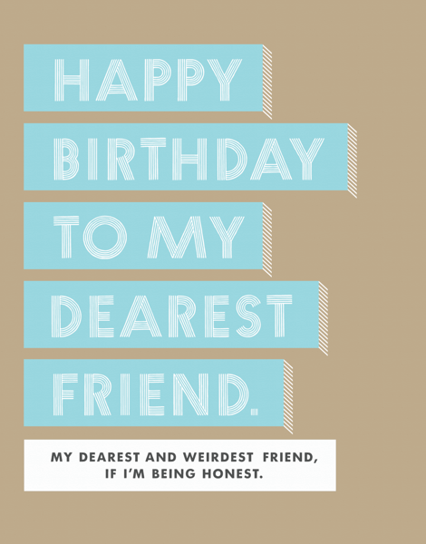 Dearest Friend