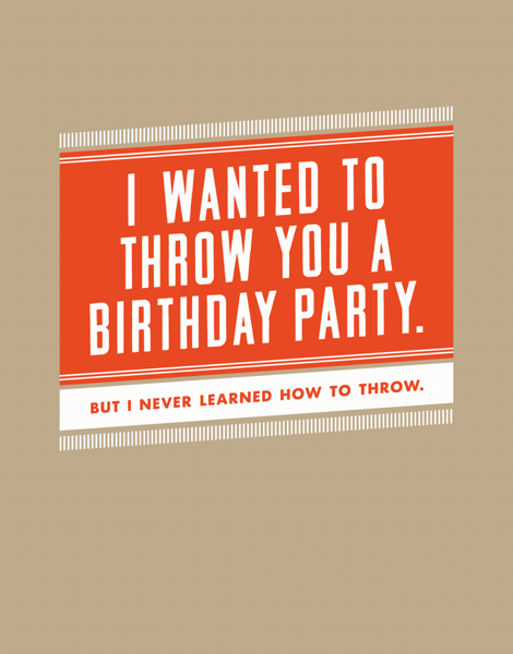Throw Party