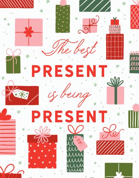 Being Present