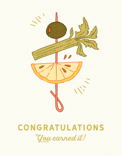 Cocktail Congrats
